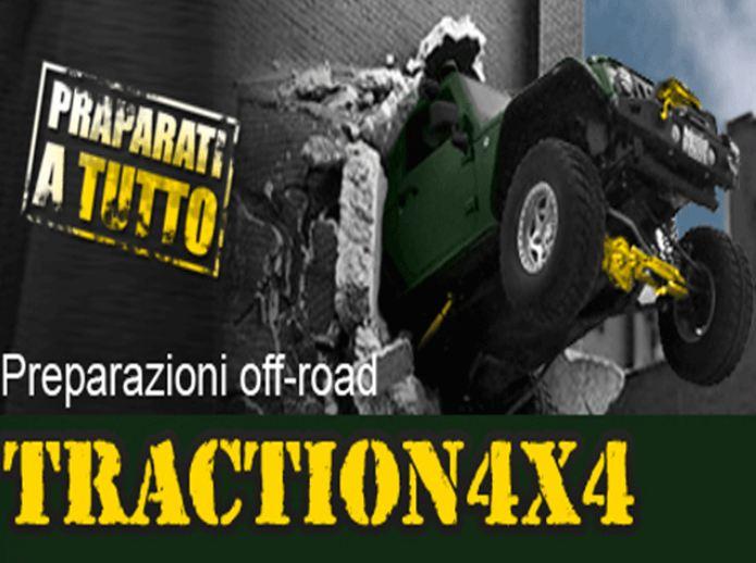 Traction4x4 diventa Sponsor Ufficiale di WM!!!  Tracti10