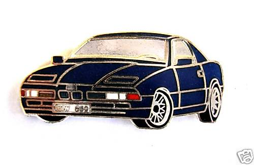 pin's Série 8 Blau10