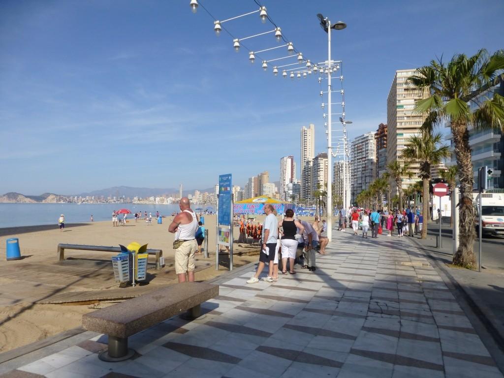 Spain, Costa Blanca, Benidorm, Levente Walk in the Sun 2013 38111