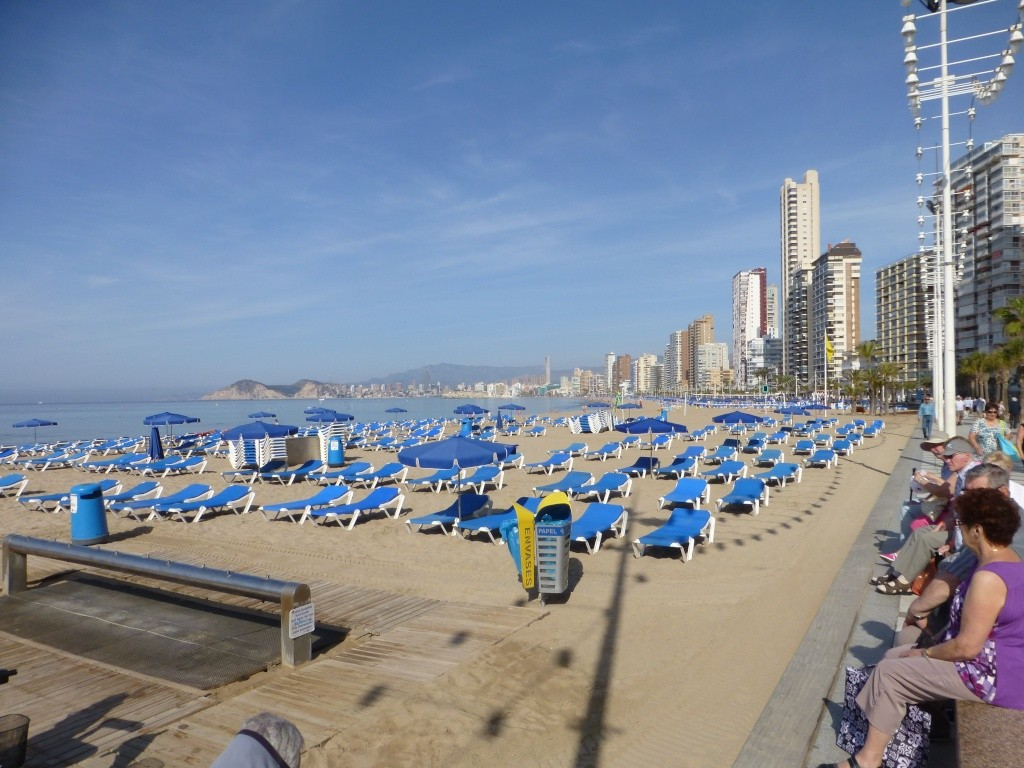 Spain, Costa Blanca, Benidorm, Levente Walk in the Sun 2013 38610