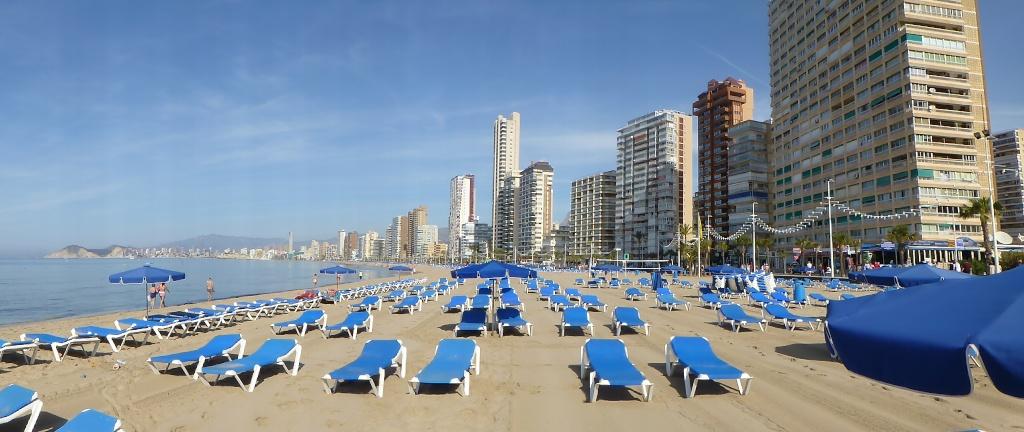 Spain, Costa Blanca, Benidorm, Levente Walk in the Sun 2013 38710