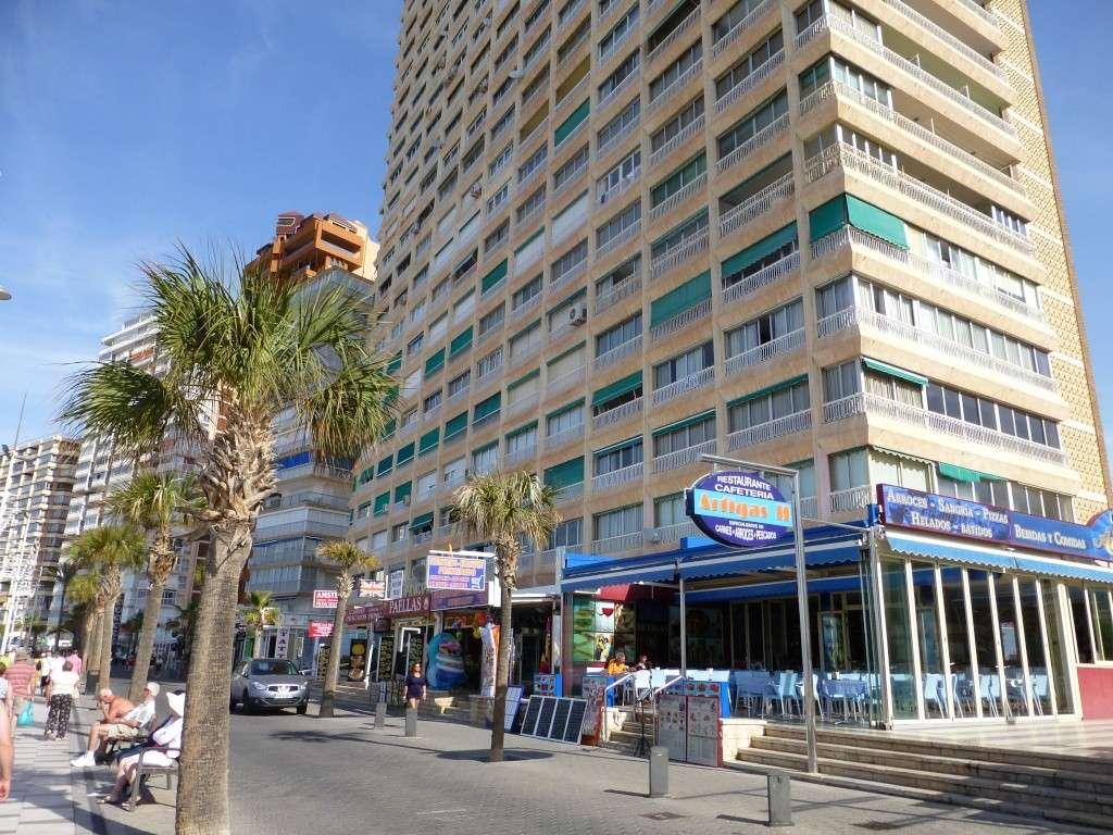 Spain, Costa Blanca, Benidorm, Levente Walk in the Sun 2013 39010