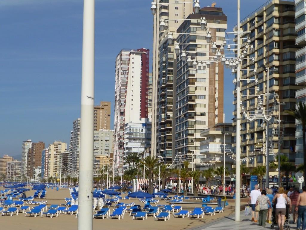 Spain, Costa Blanca, Benidorm, Levente Walk in the Sun 2013 39310