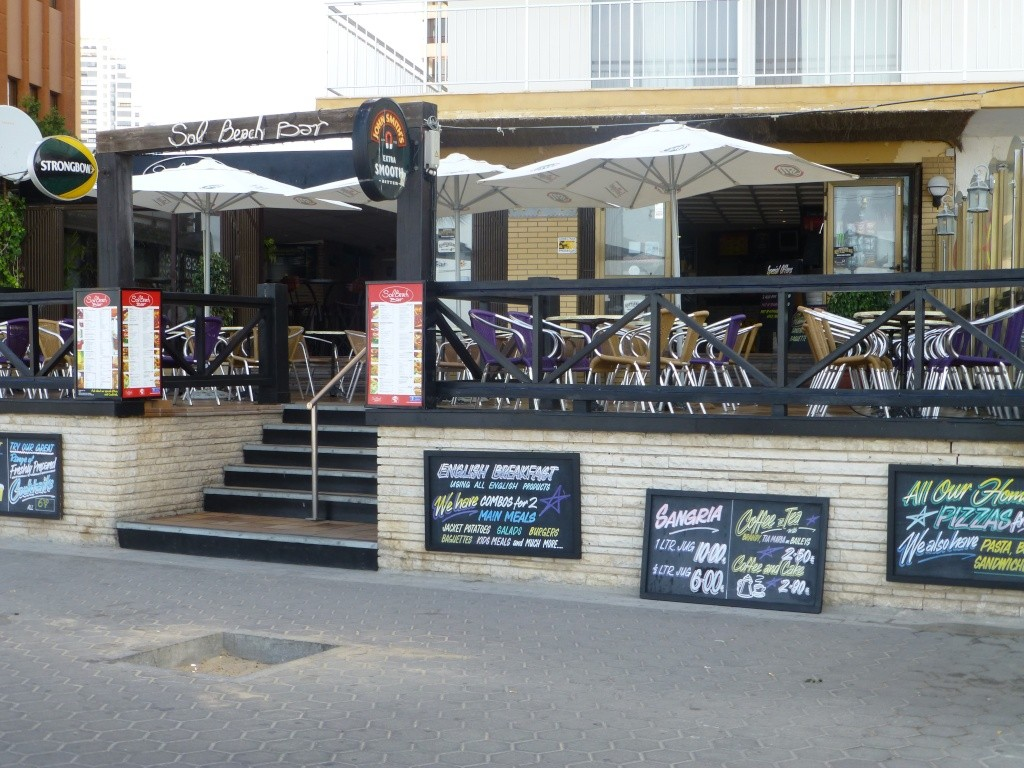 Spain, Costa Blanca, Benidorm, Levente Walk in the Sun 2013 39410