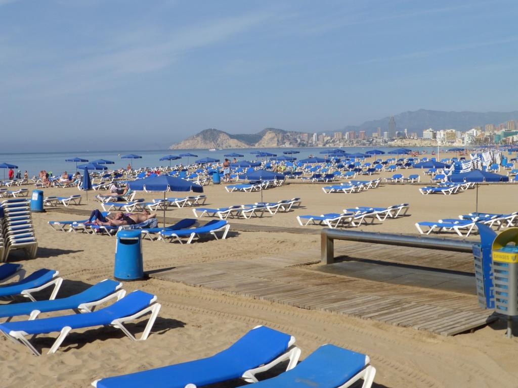 Spain, Costa Blanca, Benidorm, Levente Walk in the Sun 2013 39510