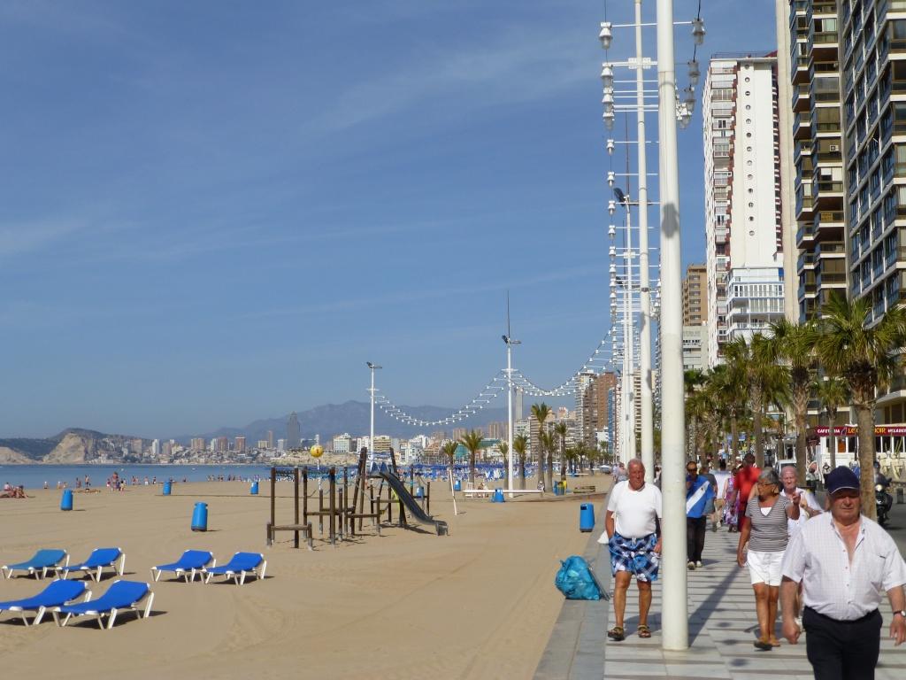 Spain, Costa Blanca, Benidorm, Levente Walk in the Sun 2013 39610