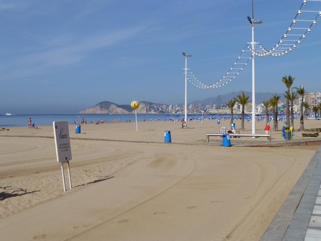 Spain, Costa Blanca, Benidorm, Levente Walk in the Sun 2013 39810