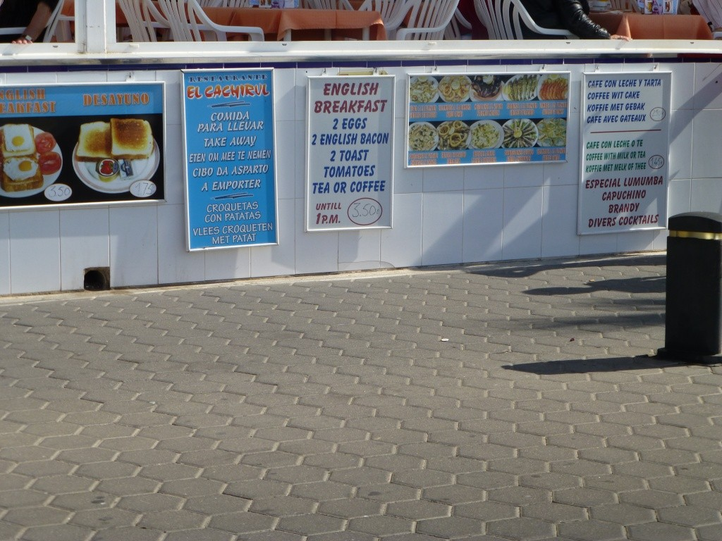 Spain, Costa Blanca, Benidorm, Levente Walk in the Sun 2013 39910