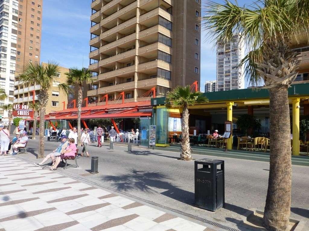 Spain, Costa Blanca, Benidorm, Levente Walk in the Sun 2013 40310