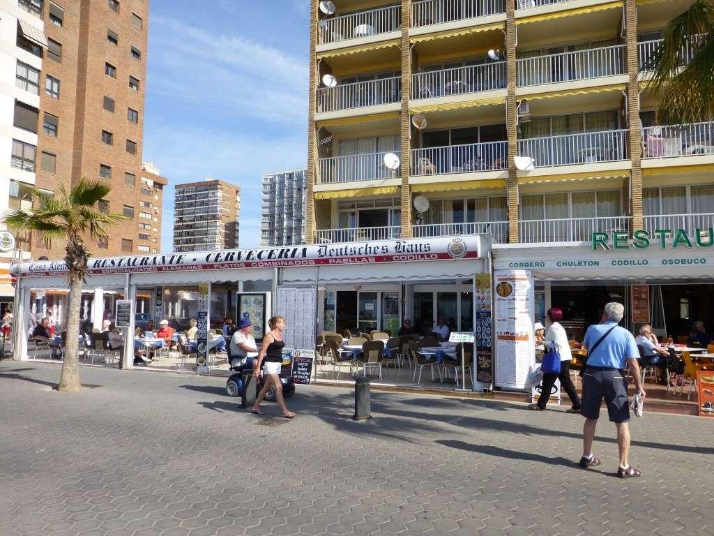 Spain, Costa Blanca, Benidorm, Levente Walk in the Sun 2013 40510