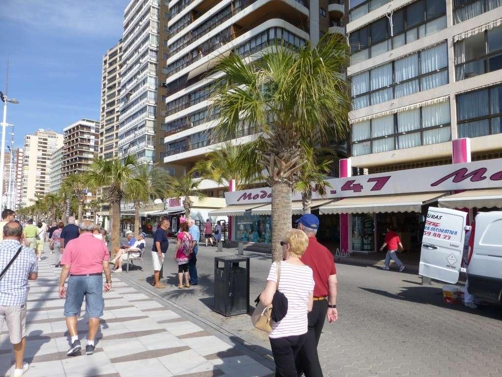 Spain, Costa Blanca, Benidorm, Levente Walk in the Sun 2013 40610