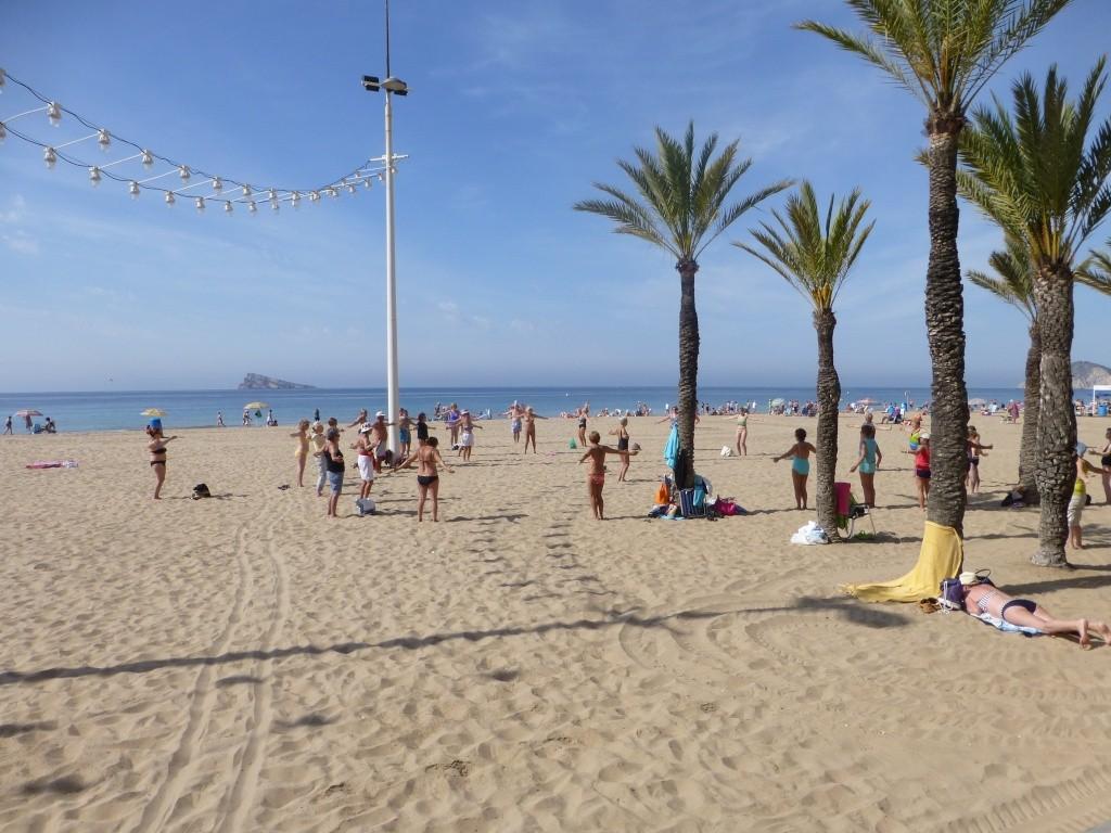 Spain, Costa Blanca, Benidorm, Levente Walk in the Sun 2013 40710