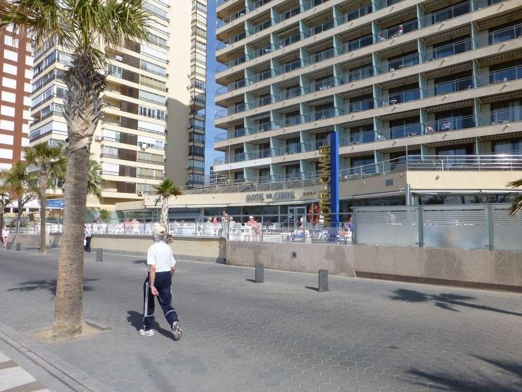 Spain, Costa Blanca, Benidorm, Levente Walk in the Sun 2013 41010
