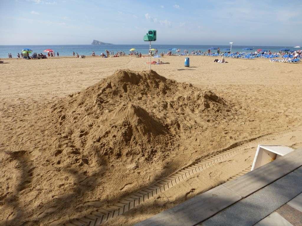 Spain, Costa Blanca, Benidorm, Levente Walk in the Sun 2013 42310
