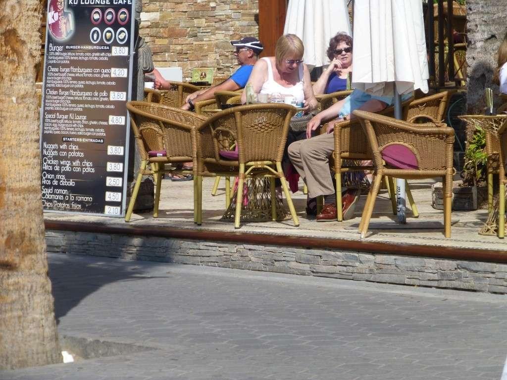 Spain, Costa Blanca, Benidorm, Levente Walk in the Sun 2013 42710