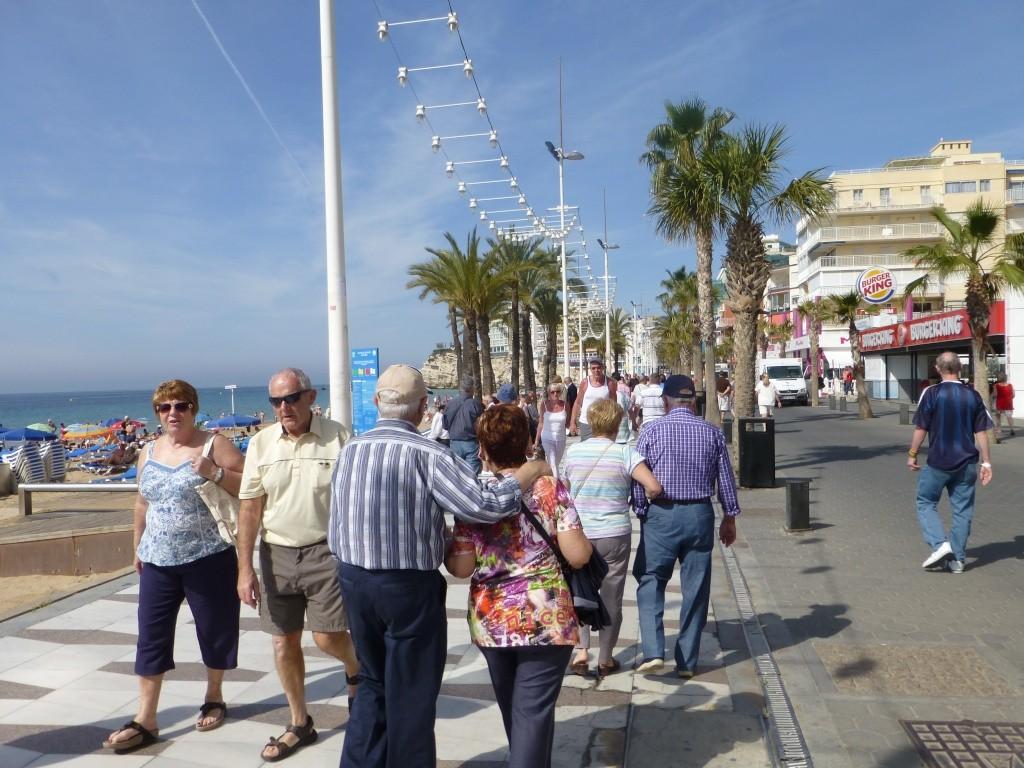 Spain, Costa Blanca, Benidorm, Levente Walk in the Sun 2013 43210
