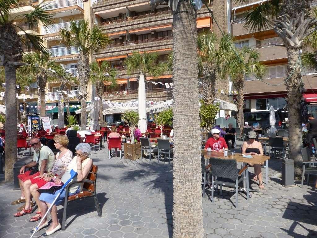 Spain, Costa Blanca, Benidorm, Levente Walk in the Sun 2013 43810