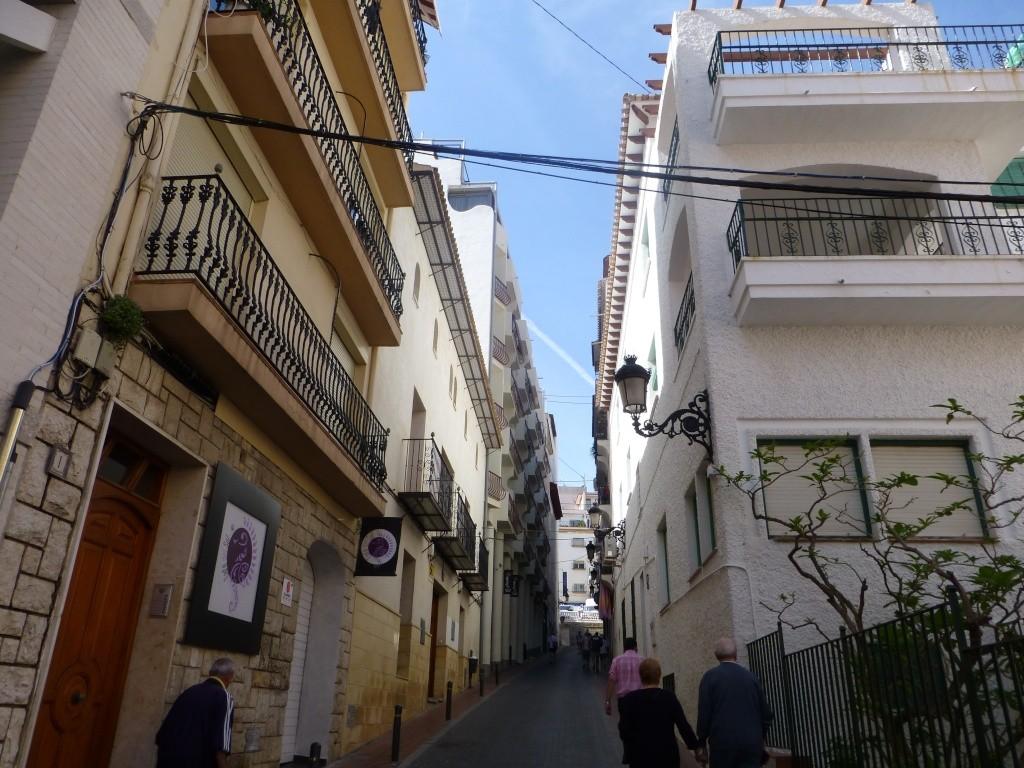 Spain, Costa Blanca, Benidorm, Levente Walk in the Sun 2013 44010