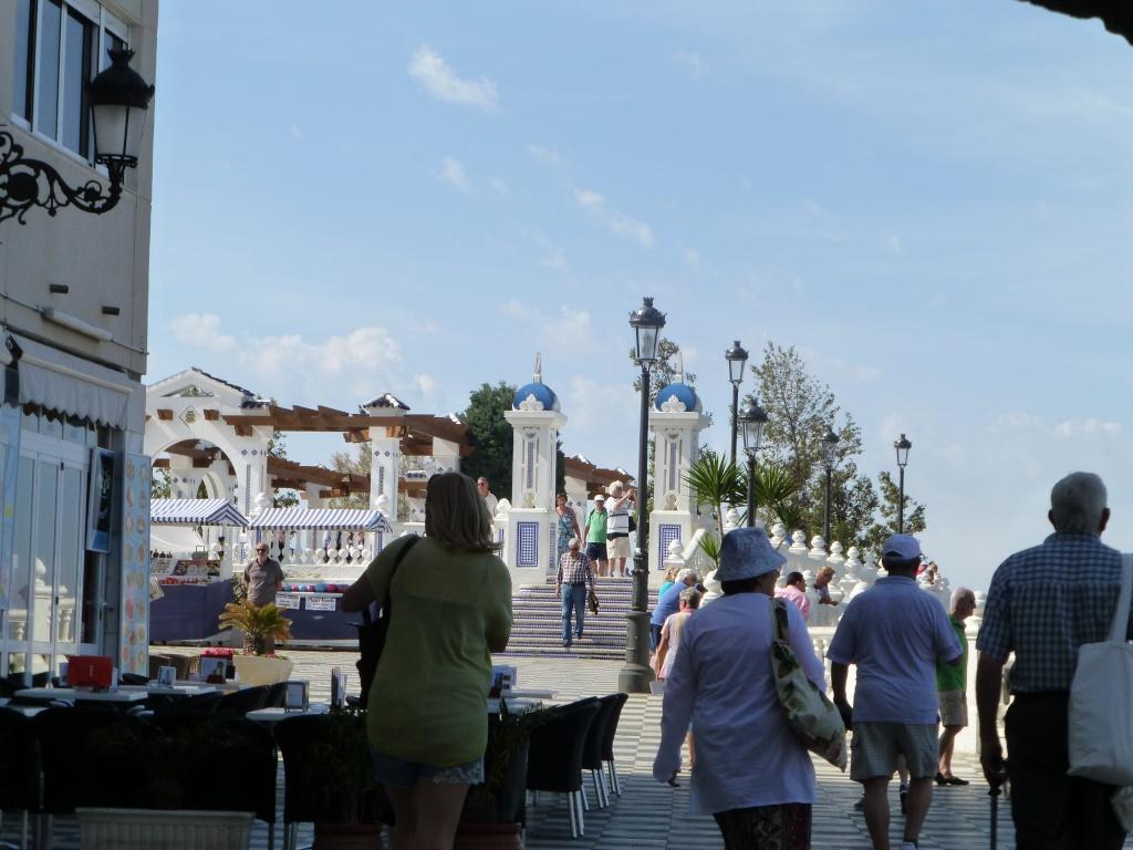 Spain, Costa Blanca, Benidorm, Levente Walk in the Sun 2013 44210