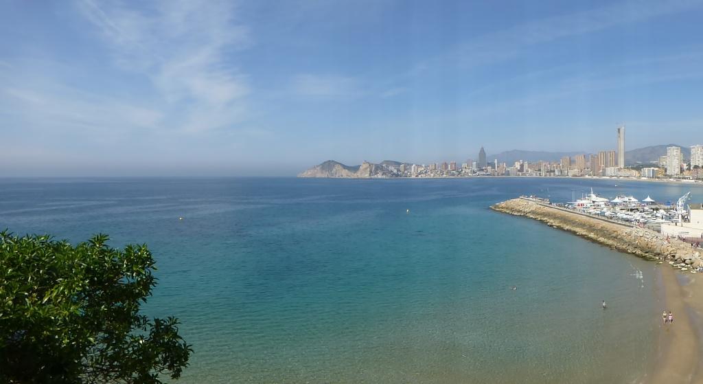 Spain, Costa Blanca, Benidorm, Levente Walk in the Sun 2013 44310