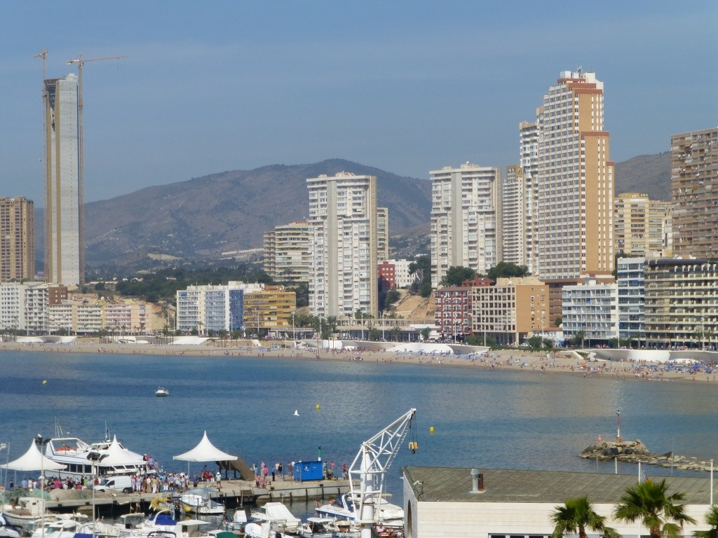 Spain, Costa Blanca, Benidorm, Levente Walk in the Sun 2013 44610