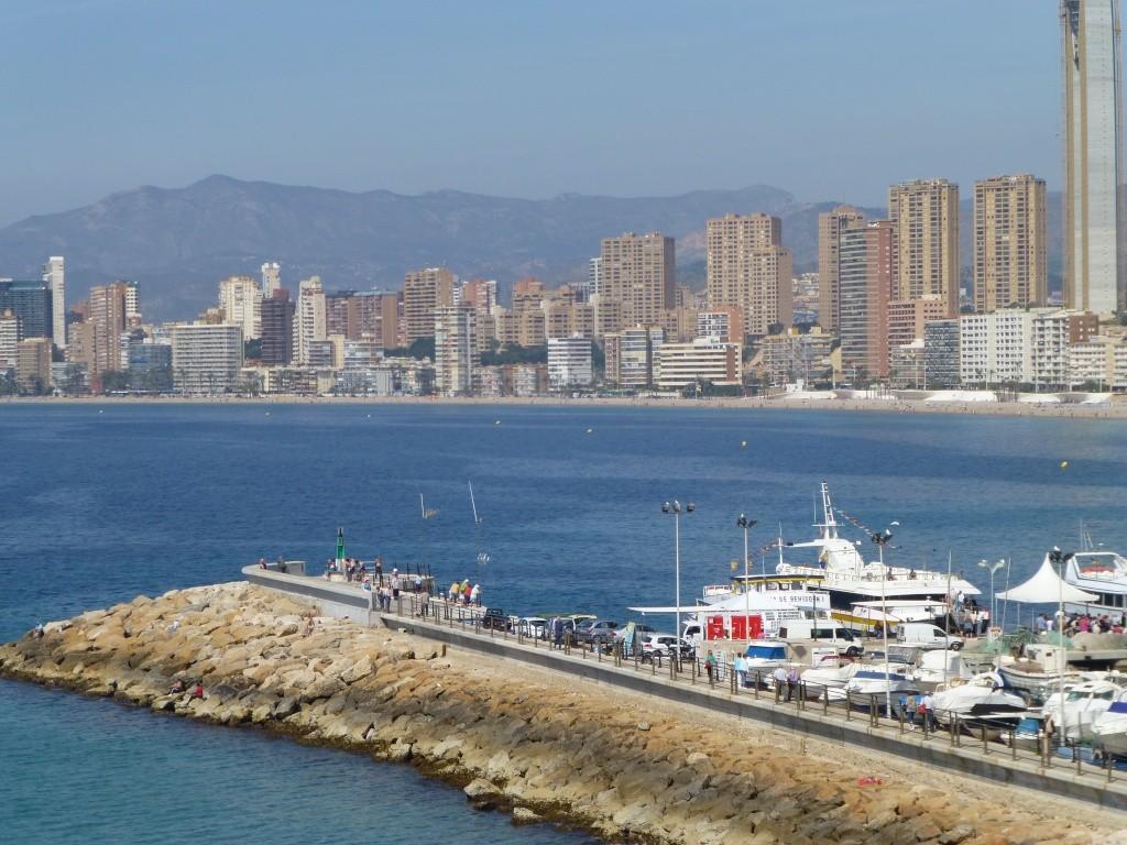 Spain, Costa Blanca, Benidorm, Levente Walk in the Sun 2013 44710