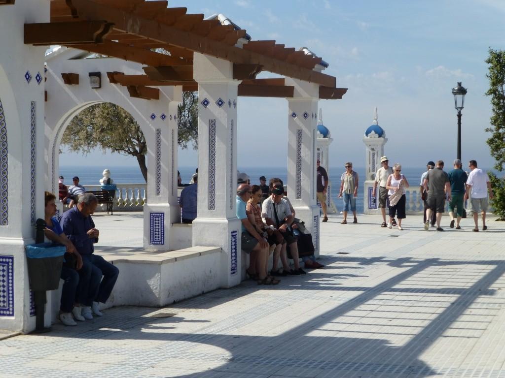 Spain, Costa Blanca, Benidorm, Levente Walk in the Sun 2013 44910