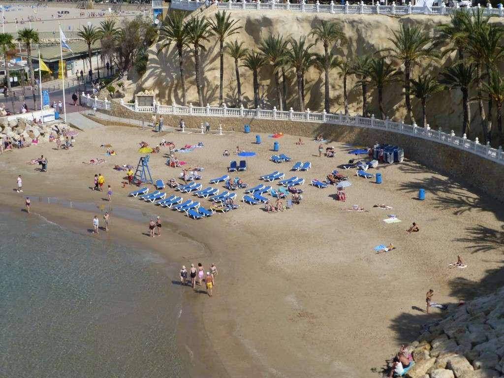 Spain, Costa Blanca, Benidorm, Levente Walk in the Sun 2013 45010