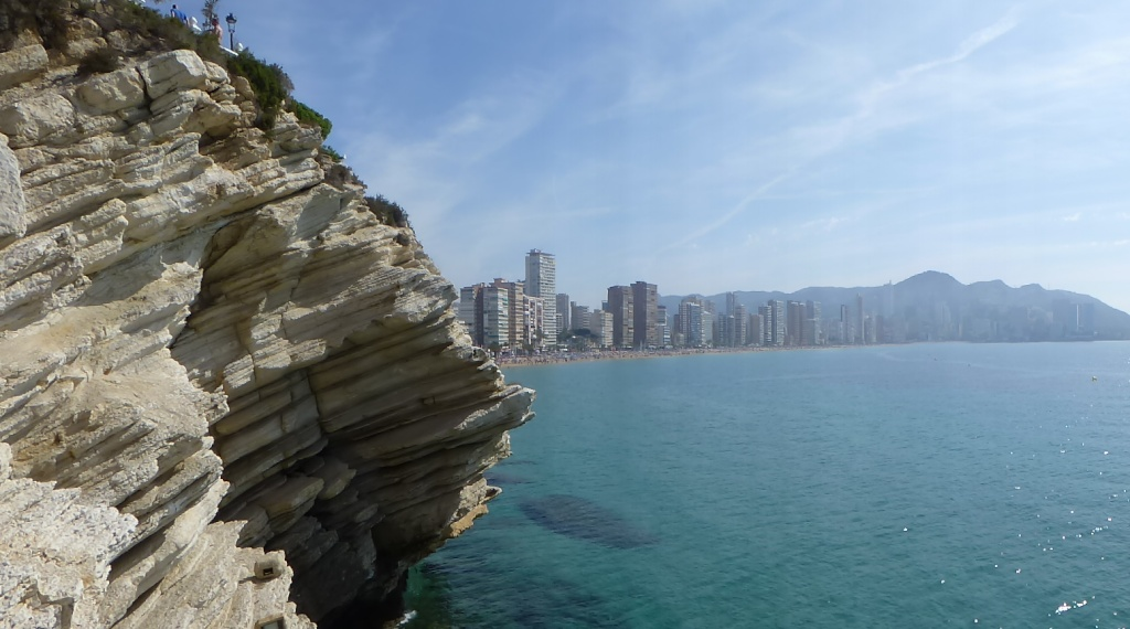 Spain, Costa Blanca, Benidorm, Levente Walk in the Sun 2013 45410