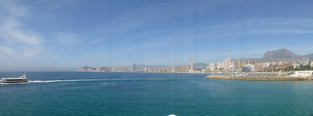 Spain, Costa Blanca, Benidorm, Levente Walk in the Sun 2013 45510