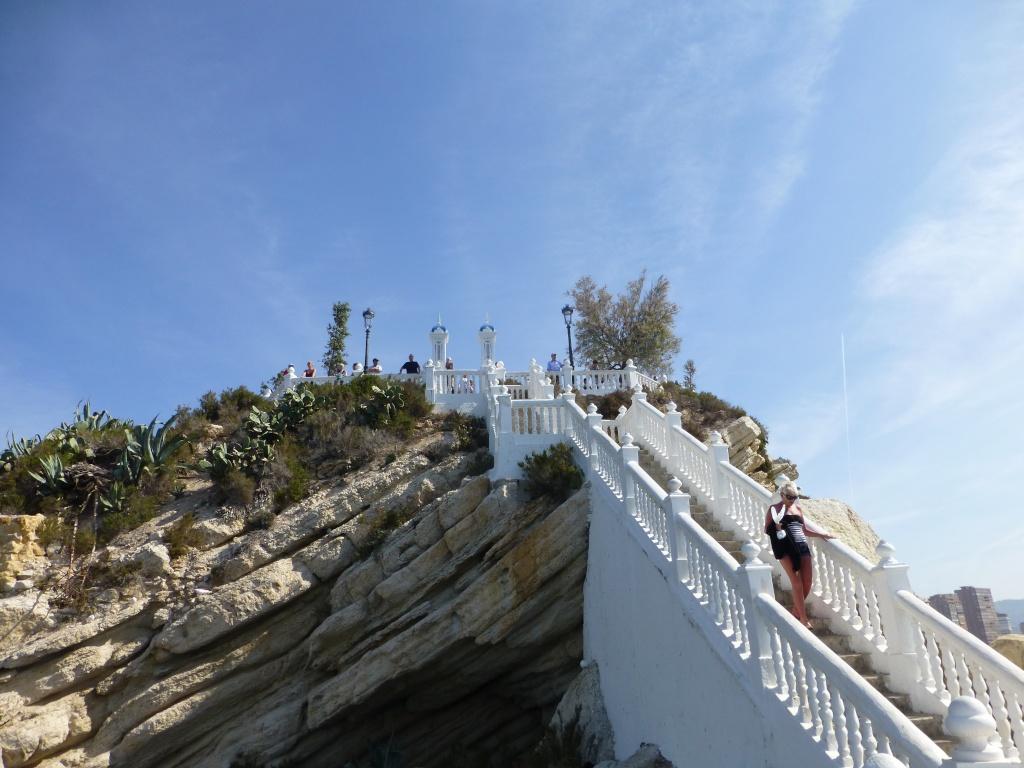 Spain, Costa Blanca, Benidorm, Levente Walk in the Sun 2013 45610