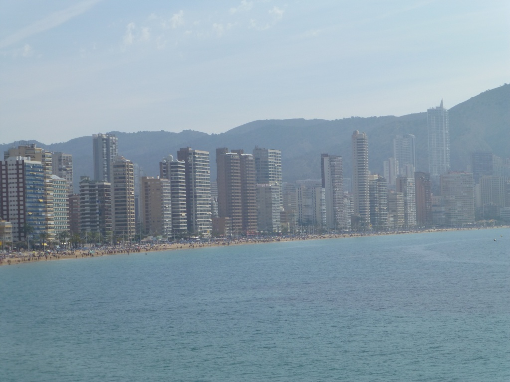 Spain, Costa Blanca, Benidorm, Levente Walk in the Sun 2013 45710