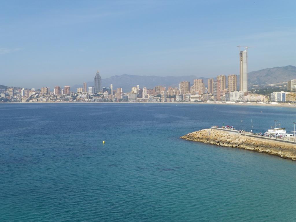 Spain, Costa Blanca, Benidorm, Levente Walk in the Sun 2013 46311