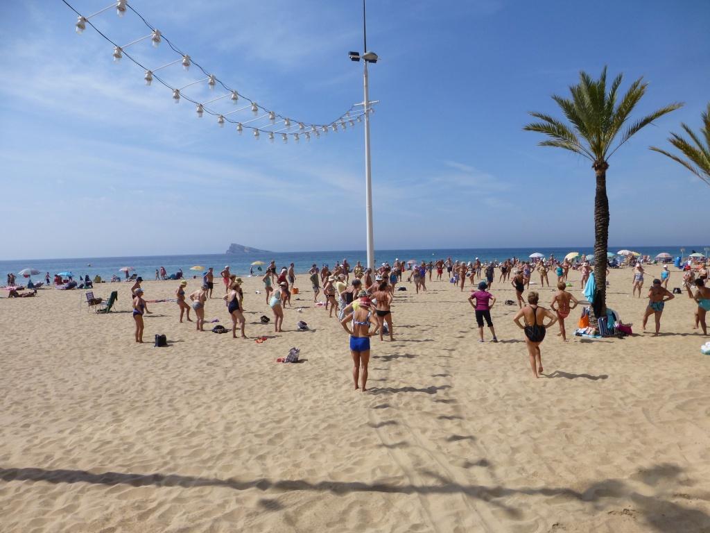 Spain, Costa Blanca, Benidorm, Levente Walk in the Sun 2013 46910