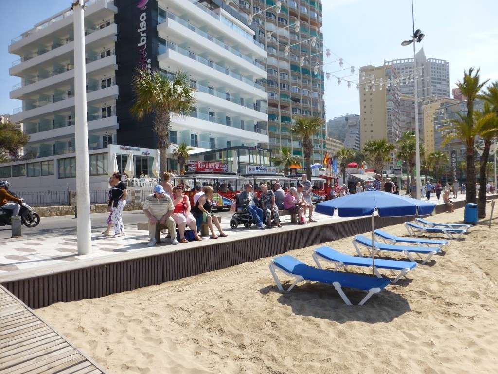 Spain, Costa Blanca, Benidorm, Levente Walk in the Sun 2013 47010