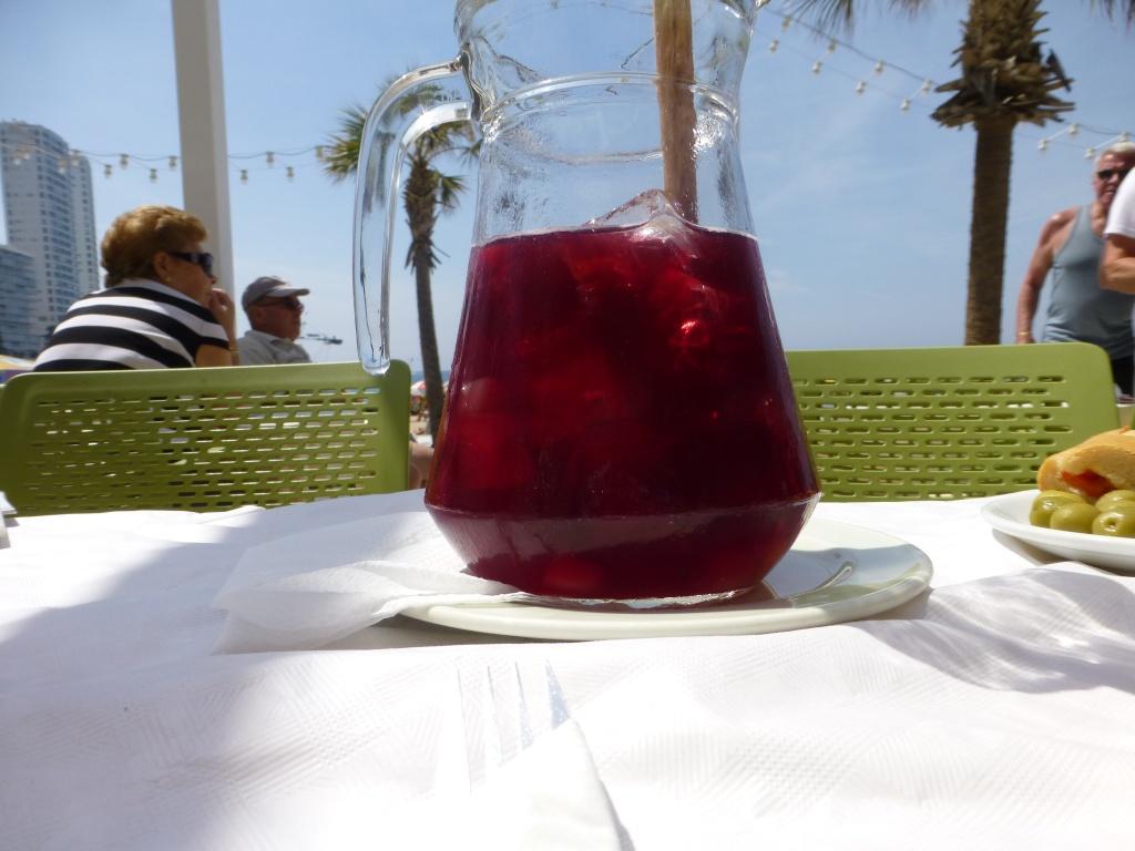 Spain, Costa Blanca, Benidorm, Levente Walk in the Sun 2013 48210