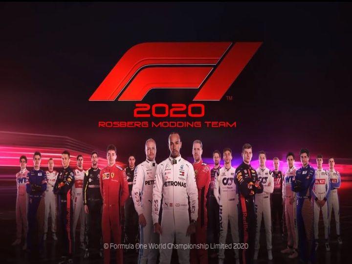 F1 Challenge 2020 RMT V2.0 Download 10638710