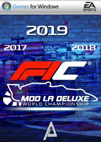 F1 Challenge 2017-2018-2019 MOD LA DELUXE Download 1110