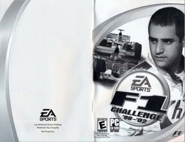 F1 Challenge 99-02 Manual Download .PDF 315