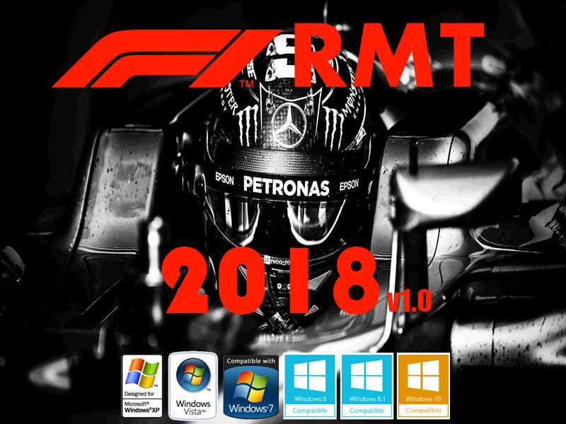 F1 Challenge 2018 MOD RMT V1 0 Download