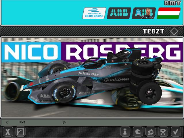 F1 Challenge Formula E 18/19 MOD RMT DEMO Download F1chal10