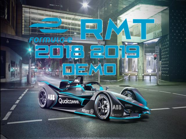 F1 Challenge Formula E 18/19 MOD RMT DEMO Download Xdddd10