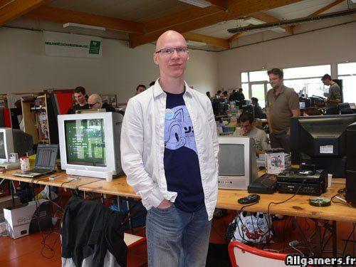 Interview de Stef, développeur de Star Fox Megadrive I10