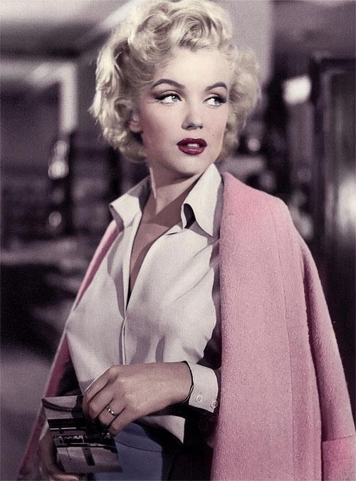 Marilyn Monroe - Page 9 Tumbl446