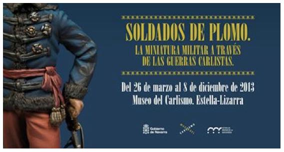 """Catalogue de l'exposition """"Soldat de plomb"""" Navarra, España. Captur16"""