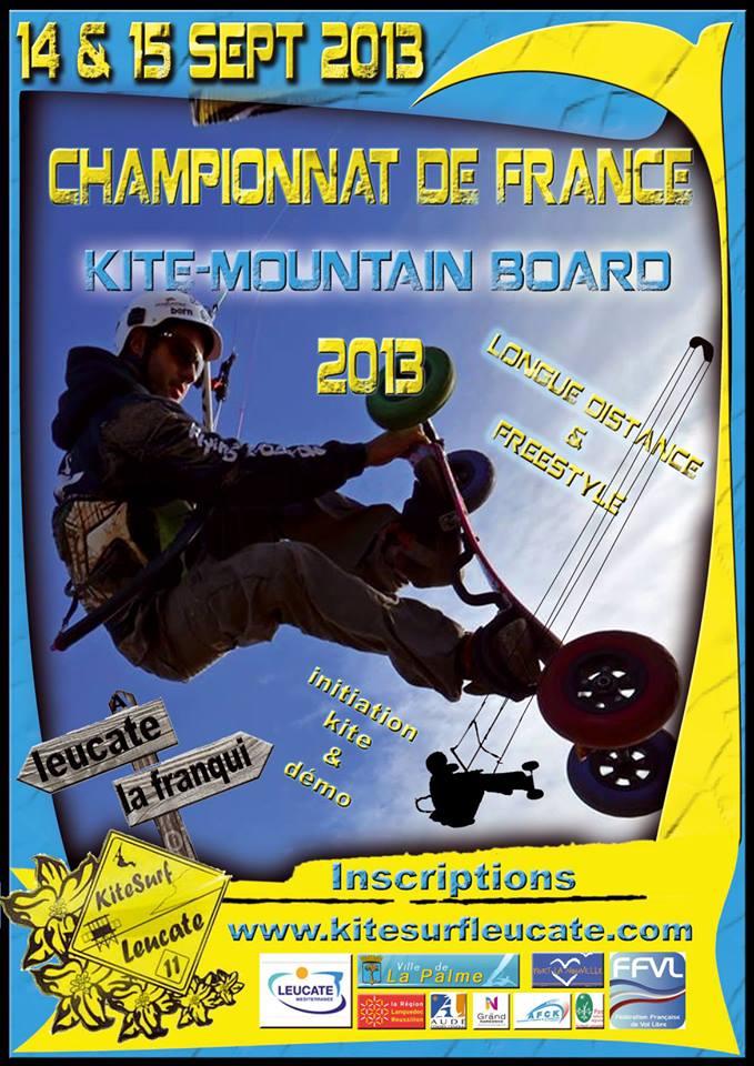 Championnat de France MTB Kite du 13 au 15 septembre Champi10