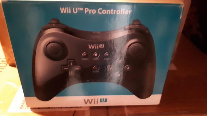 [VENDU] Console Wii U 20190720