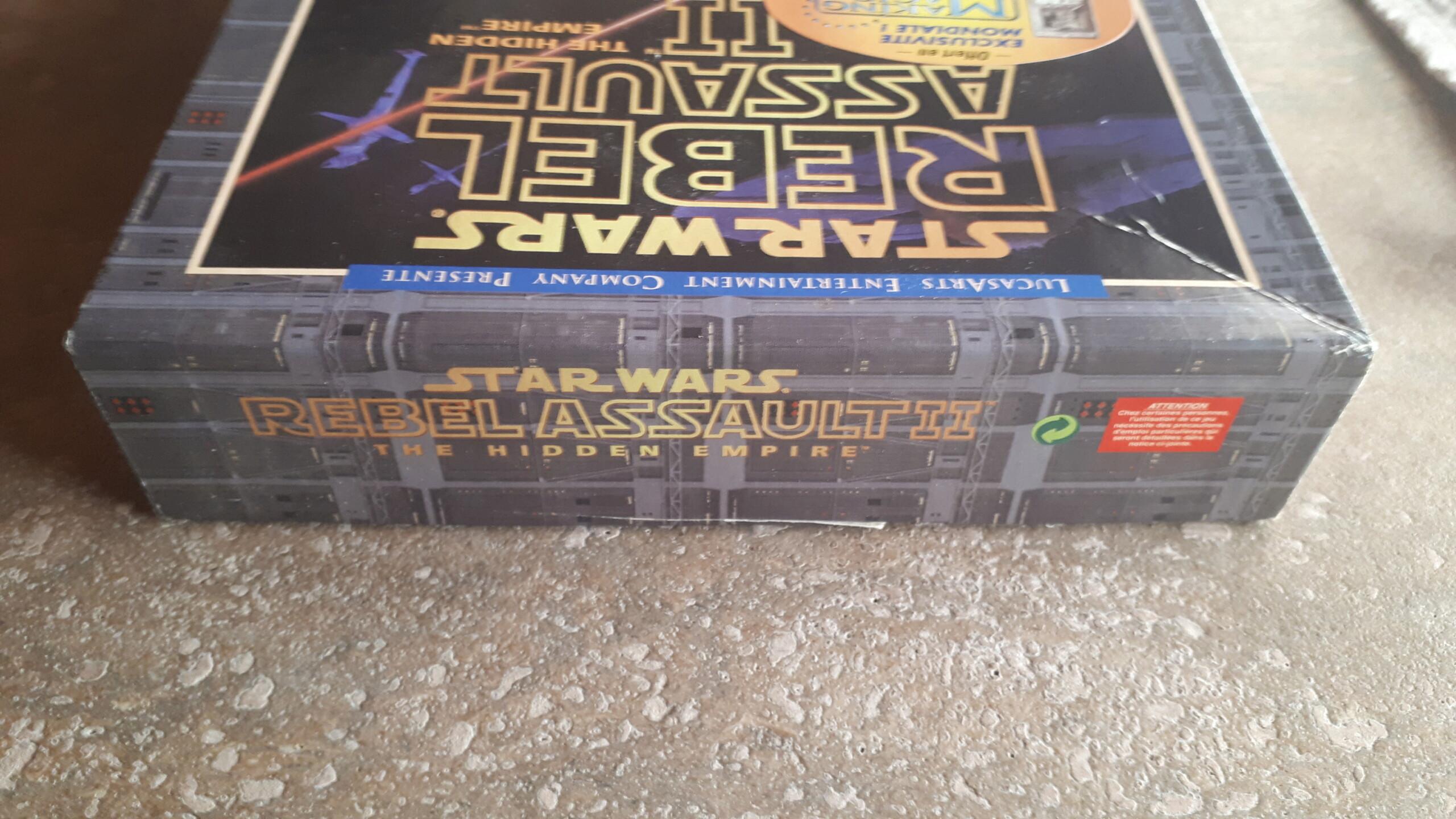 Lot jeuxVF PC Big Box 20210912