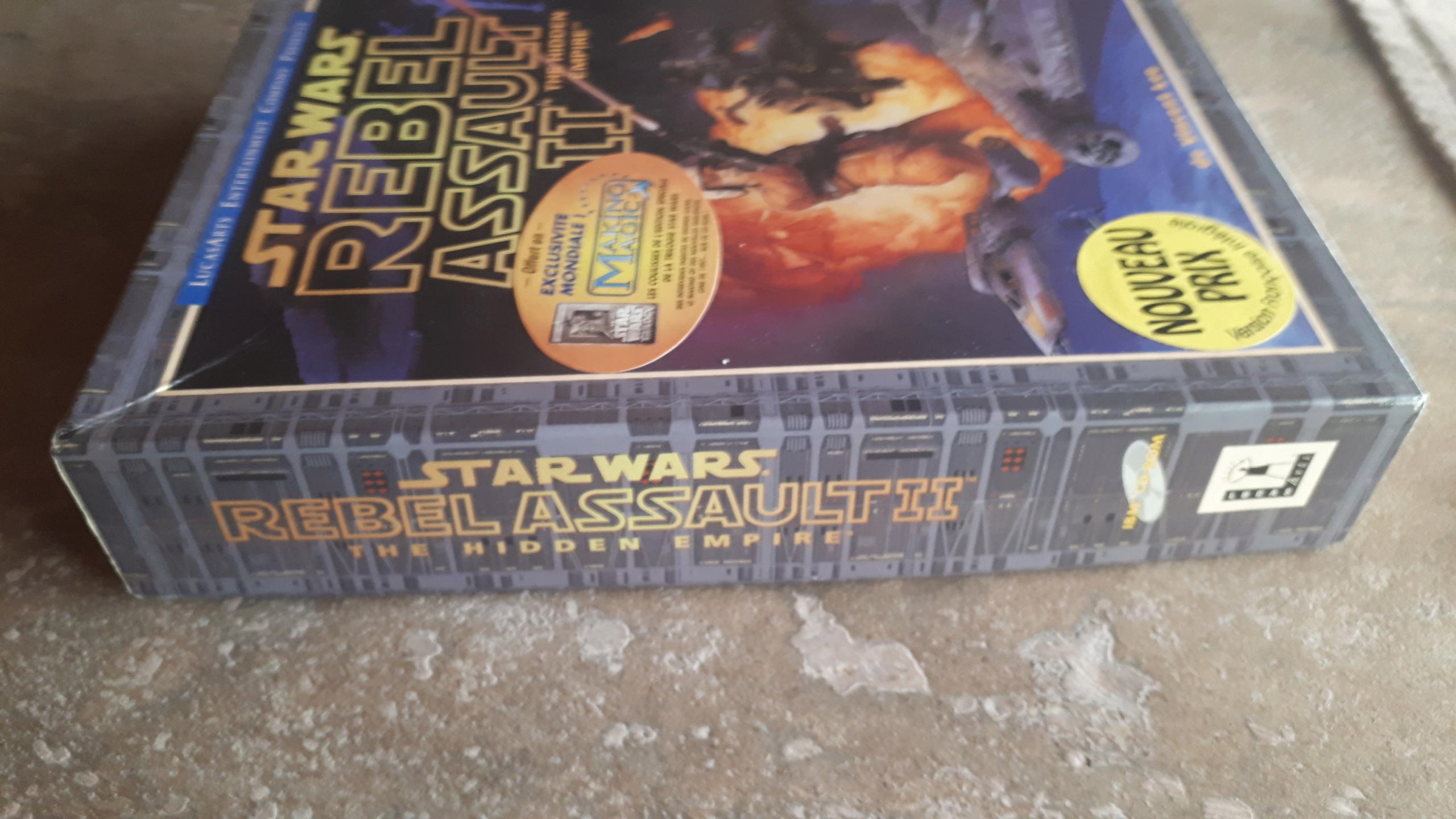 Lot jeuxVF PC Big Box 20210913