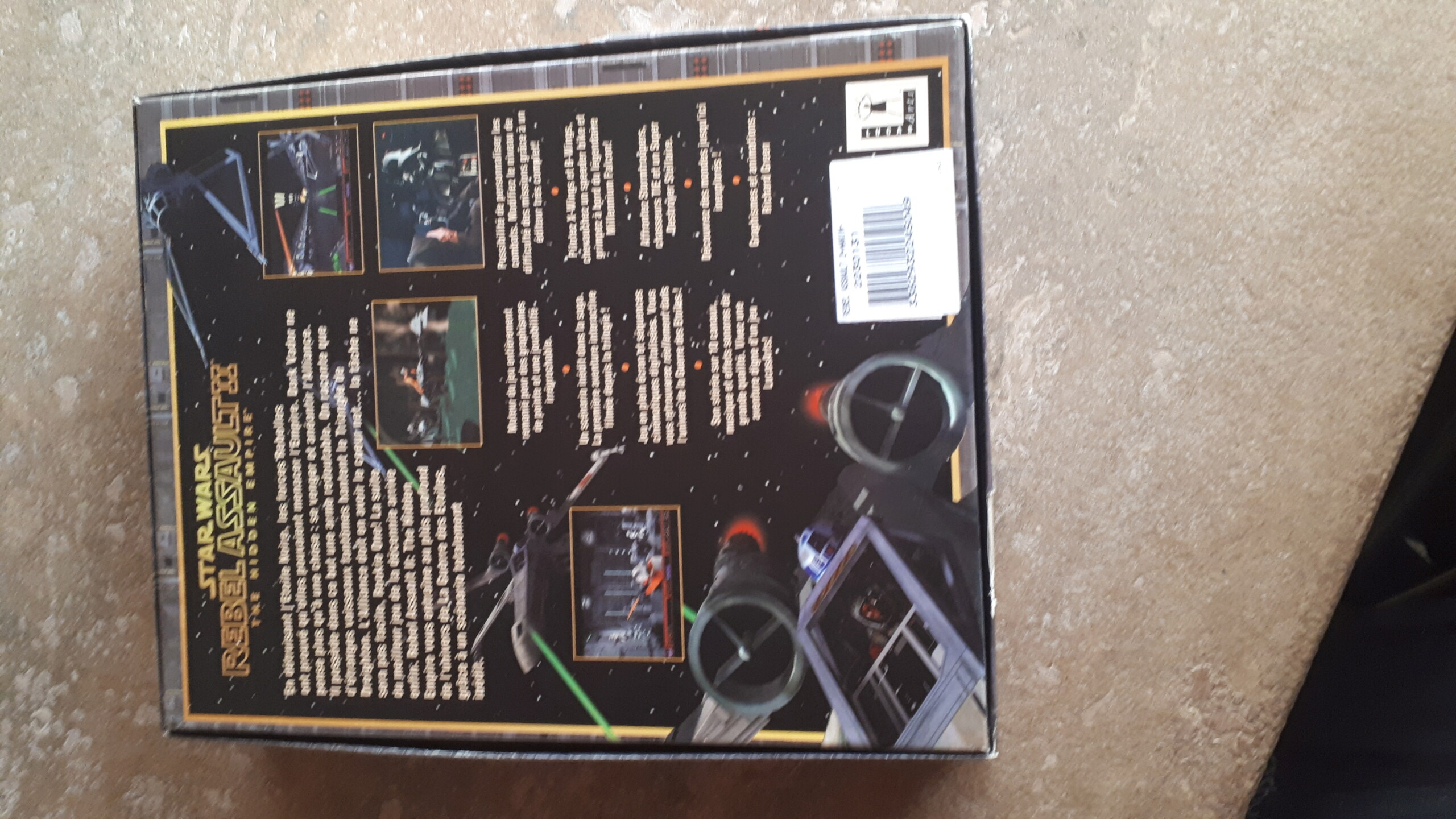 Lot jeuxVF PC Big Box 20210914